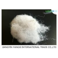 Best Low Defect Rates Non Woven Polyester Fiber 80D X 64MM For Insulation Panels wholesale