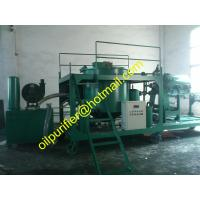 Best used engine oil recycling machine,Black Oil Decolorization system,Motor oil Purifier wholesale