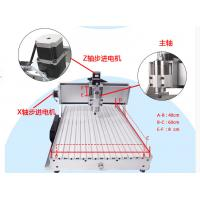 Best Mini 6040 CNC router engraver with 4th axis A axis, Engraving Drilling/Milling wholesale