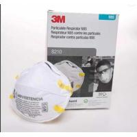 China Like 3m 8210 Niosh Approved N95 Respirator High Bfe Particulate Disposable on sale