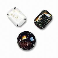 Best Various Shape Stones with Metal Claw on Back, Use for Shoes and Bags wholesale