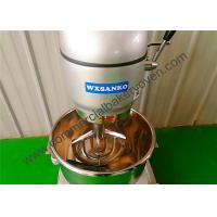 High Durable Commercial Planetary Mixer Multifunction 20 Liter Custom Color