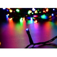 Buy cheap Multicolor / Warm White LED String Lights , 100M 500 LEDs Indoor String Lights from wholesalers