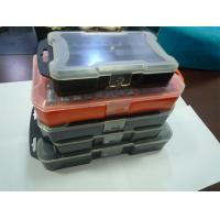 China Plastic injection hand tool set box / tool case product on sale