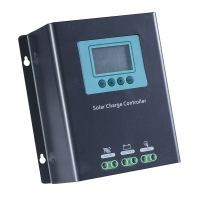 Cheap 12V 24V 48V 60A PWM Solar Charge Controller Hybrid Charge Controller for sale