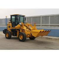 China Easy Operating Mini Wheel Loader Boom Farming Machinery SDLG 928 1.5 Ton on sale