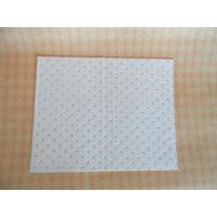 China oil obsorbent pads/oil spill pads/ oil absorbent mats on sale