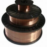 China Mild Steel Welding Wire, Used to Weld Ship Building Steel, Stable Feasibility on sale