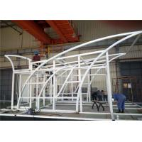 Best Small Project Light Steel Frame Construction Building On The River Highly Durable wholesale