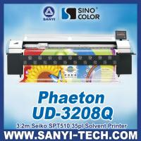 Best Digital Printing Machine with Seiko SPT 510-35PL Head, Phaeton UD-3208Q wholesale