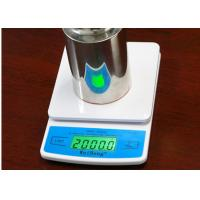 Cheap Mini Portable Electronic Kitchen Scales With 42x16MM LCD Display for sale