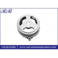 Best Produce Mold Firstly / Steel Mould High Pressure Casting Machining Aluminum Cover Lightweight wholesale