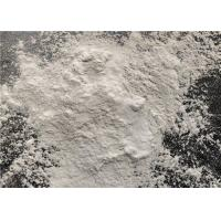 Cheap 270 Mesh Fire Resistant Material , Mullite Refractory Powder SiO2 0.3-15% for sale