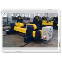Buy cheap Self Alignment Seam Welding Turning Rolls For Tower Tank Pipe product