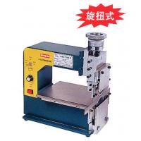 China V-Cut PCB Cutting Machine Knob Type , Prevent The Welding Point From Cracking Ml-310b on sale