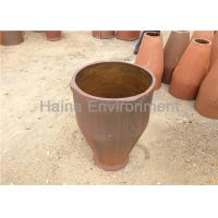 Buy cheap Dust Removal Function Ceramic Cyclone Dust Separator for Industrial Klin product