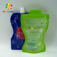 Buy cheap Food Grade Plastic Spice Spout Pouch Packaging Custom Printing PET / NY / PE product