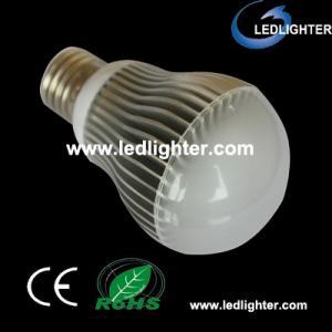 China High Input Voltage E27 220V 5W 90 -100 LM / W Globe Led Light Bulbs on sale