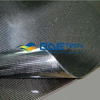 China 3K Carbon Fiber Cloth/Fiber Glass Cloth/Woven Roving/Fabric For Ship Building on sale