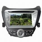 "Best Car DVD player Hyundai Elantra 7"" 2din HD Digital Touchscreen 2012 wholesale"