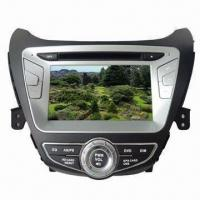 "Best Car DVD player Hyundai Elantra 7"" 2din HD Digital Touchscreen 2012 wholesale"