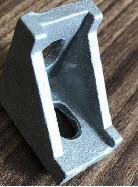 Best Square D Bracket AL-2020-1 6000mm/ Bar Aluminum Extrusion Profiles wholesale
