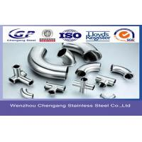 Best 310S Long Radius Stainless Steel Elbow 180°/ 90°, ASTM A403 , Annealing wholesale