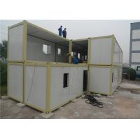 Best Eco Structural Insulated Panel And Stackable Modern Modular House wholesale