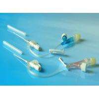 China Disposable IV Cannula Disposable Medical Device Y Type For Children on sale