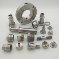 China Reliable CNC Lathe Machining Parts Customized Surface Treatment on sale