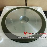 China 1A1 150mm  Resin CBN grinding wheel for alloy steel gina@moresuperhard.com on sale