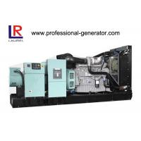 China Electrical 350 kVA Water Cooled Open Diesel Generator 280KW With Stamford Alternator on sale