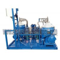 Best 6000 LPH Self Cleaning Disc Stack Centrifuges of Diesel Oil Separator Unit wholesale