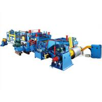 Metal Coil Processing Lines , Professional CR / HR Coil Slitting Machinery