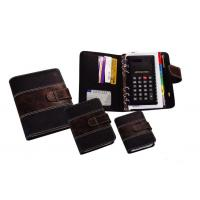 High Quality PU leather notebook