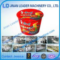 Best Instant noodles making machine with CE ISO certificate wholesale