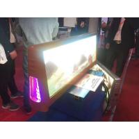 Best Die Casting Taxi Led Display Cabinet 4G 3G GPS Location Program Functions wholesale