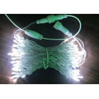 Buy cheap Pink / Warm White Christmas Tree Lights 10 Meter 100LEDs Light Weight from wholesalers