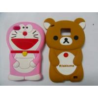 Best 3D Mobile Phone Silicone Case wholesale