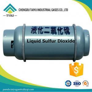 Best Liquid Sulfur Dioxide SO2 Purity_Sulfur Dioxide SO2 /c-1_SO2 Sulfur Dioxide wholesale