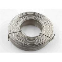 Cheap Galvanized Or Electrolytic Iron Gi Binding Wire For Construction , Steel Binding for sale