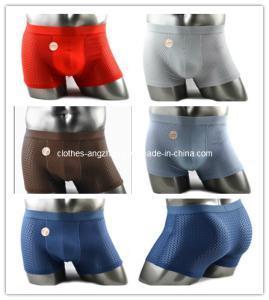 China Fashion 2013 New Sexy Briefs Fashion Men Boxer Shorts Men′s Underwear on sale