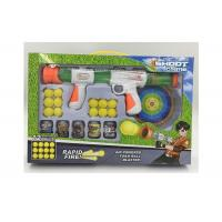 Best Safe Kids Sports Toys Pump And Launch Blaster Shooting Toy Gun With Foam Balls wholesale
