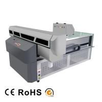 Best Digital UV Flatbed Printing Machine , High Intellectualization Industrial UV Printer wholesale