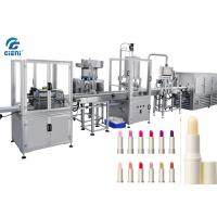 Fully Automatic Lip Balm Filling Machine