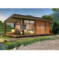Buy cheap Hotel Use Contemporary Modular Homes , Customized Color Modern Modular House from wholesalers