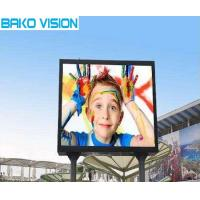 Best Nationstar Lamp Billboard LED Display , P8 P10 LED Video Display Screen Signs wholesale