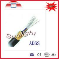 China High Performance PE Sheathed Outdoor Fiber Optic Cable With CCC on sale