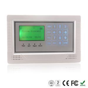 Best 10 Wireless + 4 Wire Zones GSM Home Alarm wholesale