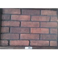 China Low water absorption artificial brick for outdoor wall thickness 11,15mm on sale